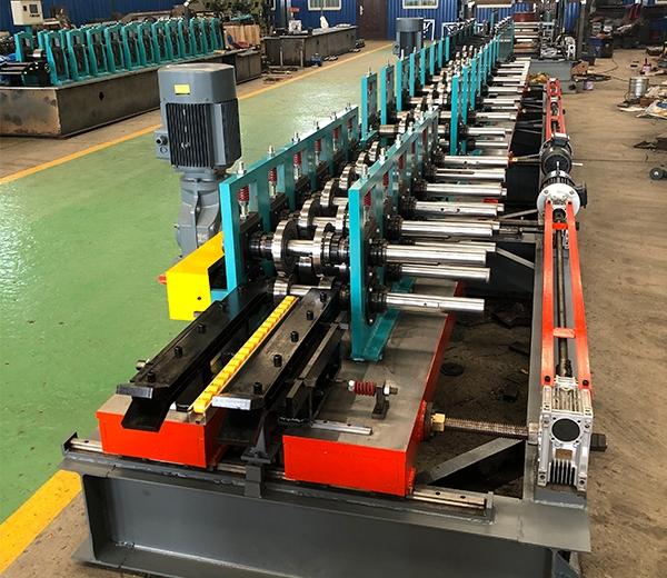 保定桥架生产线设备